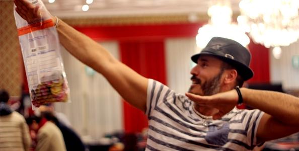 PartyPoker Millions Sanremo Phase1B – In nove al Day1, Mario Perati in testa a tutti!