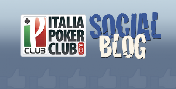 Social Blog Live PartyPoker Millions Sanremo Day1&Day2