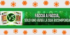 Faccia a faccia su Gioco Digitale: trasforma 2€ in 100€ e partecipa alle classifiche che mettono in palio 2.000€!