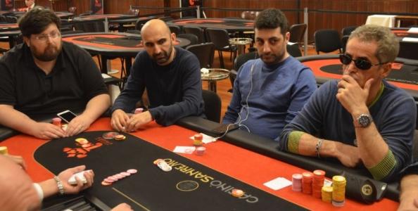 PartyPoker Millions – Hand of the… Phase: incrocio a 4 tra Adinolfi, Miniucchi, Trebbi e Giannino!