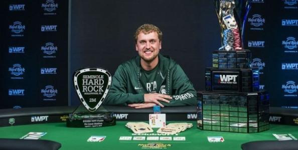 """Ryan Riess vince $716k al WPT quattro anni dopo il suo Main WSOP: """"Ero scarso, ora sono migliorato"""""""