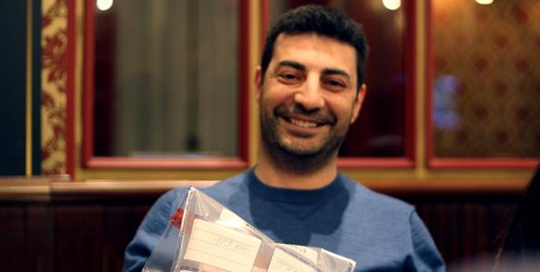 PartyPoker Millions Sanremo Phase 1C – Gianluca Trebbi è il migliore, Miniucchi e Giannino bissano…