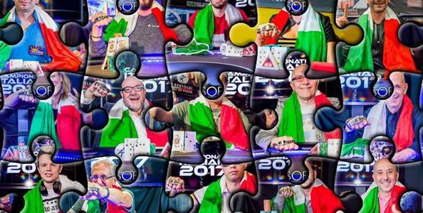 Tutti i vincitori dei Campionati Italiani 2017