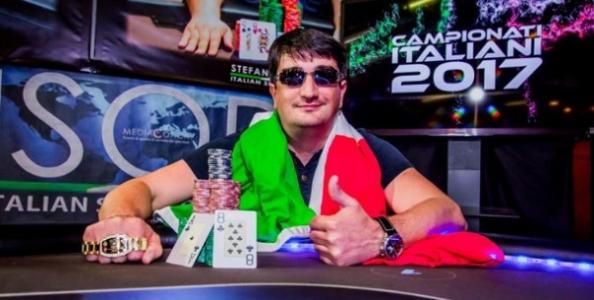 """La gioia di Nicola Benedetto, vincitore del Main ISOP: """"Gioco solo da un anno e ora mi preparo per le WSOP"""""""
