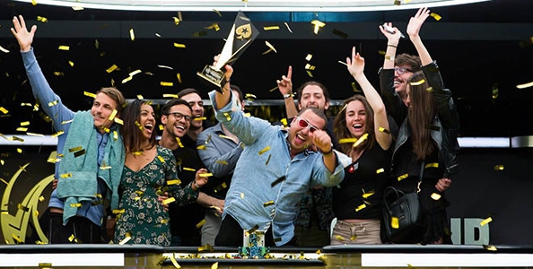 Raffaele Sorrentino da sogno: è suo il PokerStars Championship di Montecarlo!