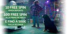 110 giri gratis alle Slot e fino a 500€ bonus per i nuovi iscritti a Gioco Digitale!
