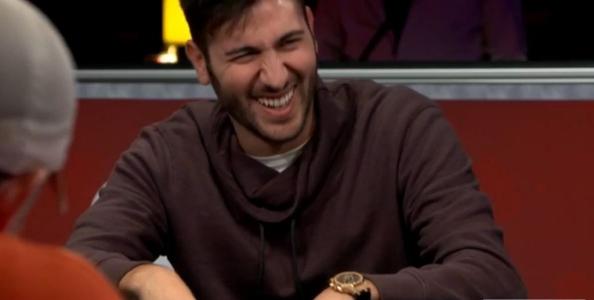 Dario Sammartino vince 92.000€ all'evento 6 della serie High Roller di PokerStars.com!