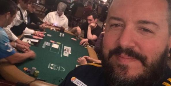 WSOP – Pescatori chiude 8° al suo secondo final table delle Series! Braccialetti per Maggio, Frank e Yu