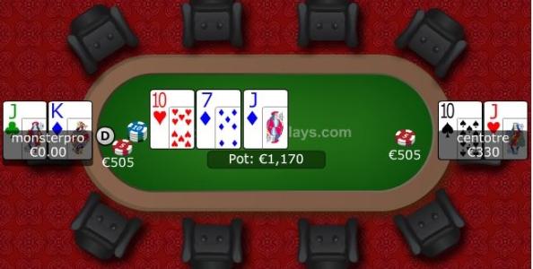 Vincere 100.000€ in 40 mani: il replay dello Spin&Go da 10€ vinto da 'centotre'!