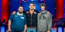 WSOP Main Event – Domina ancora Blumstein a tre left! L'inglese Hesp chiude quarto