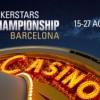 Pokerstars Championship Barcellona: ecco tutte le info utili del Festival del poker che inizia a Ferragosto