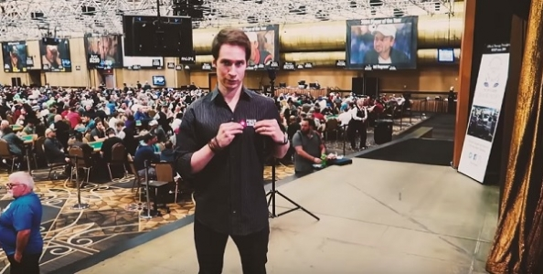 """PokerStars punta ancora su uno streamer accogliendo nel team pro Jeff Gross: """"Mi sento sulla luna"""""""