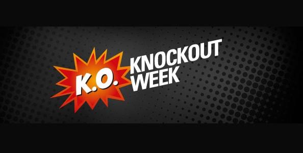 Si gioca la KO Week su PokerStars! In palio tanti ticket per il Sunday Special da €100.000 garantiti