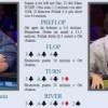 Main WSOP review – Blumstein aggredisce Ott a tre left facendogli foldare 8-8 con un push al river
