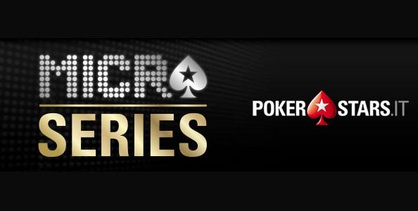 MicroSeries PokerStars – 'Cemento84' vince l'Hyper-Turbo, il Progressive Super KO va a 'berghem266'