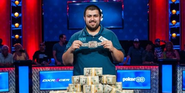WSOP Main Event – Scott Blumstein è il nuovo campione del mondo! A lui vanno 8.150.000$