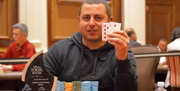 Raffaele Sorrentino vince 84.588$ al Venetian! Bonavena chiude 12° al Wynn Classic