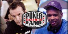 Phil Ivey e David Ulliott entrano nella Poker Hall of Fame! Niente da fare per Pescatori