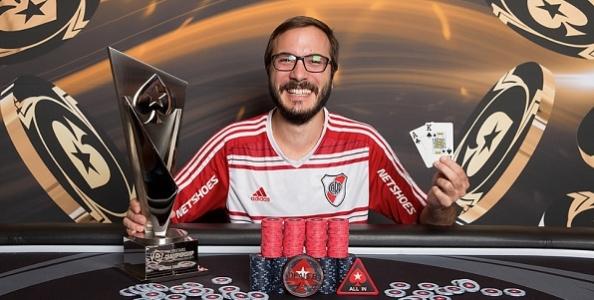 Cairat vince il National Championship al suo primo live! Di Romualdo e D'Anselmo vogliono l'High Roller