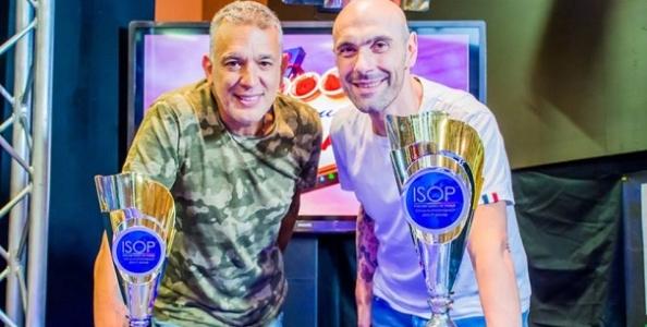 """Alessandro Minasi stravince la prima tappa ISOP della stagione: """"Uno spasso iniziare così"""""""