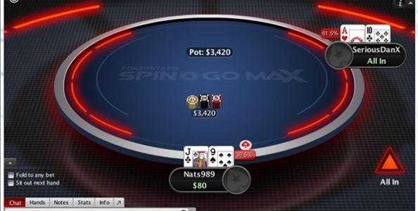 """""""Gli Spin Max sono battibili, serve costruire lo stack da subito!"""" Vito Barone sul nuovo formato degli Spin&Go"""