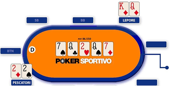 Tp storici: Lepore vs Pescatori alle PokerClub Live Series Saint Vincent