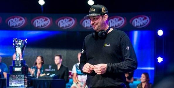 """Hellmuth folda due volte trips al WPT contro Dardon e spiega: """"Io non gioco come gli altri"""""""
