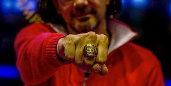 WSOP Circuit Italy – L'avvocato Salvatore Scrivo vince 40.500€ nel Main Event di Campione