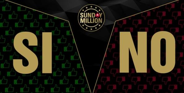 Sunday Million: lo gioco o no?
