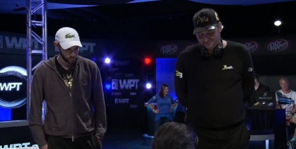 WPT Legends of Poker – Phil Hellmuth sfiora la vittoria! Si arrende solo ad Art Papazyan