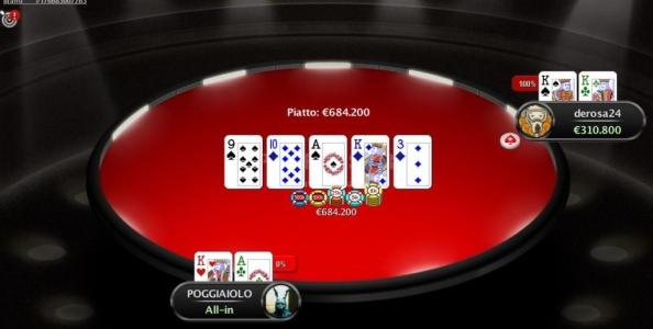 "Report MTT domenicali PokerStars – Enrico ""derosa24"" De Rosa vince l'High Roller, 1.802 entries allo Special"