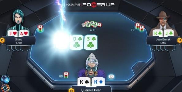 PokerStars lancia Power Up a soldi veri! Impariamo quali sono i nove poteri del gioco