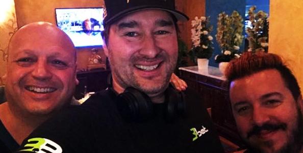 Perché Phil Hellmuth ha chiesto un selfie a Max Pescatori?
