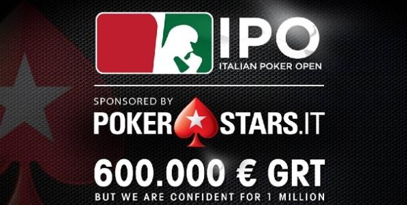 IPO-PokerStars: le date degli stellari garantiti della prossima stagione!