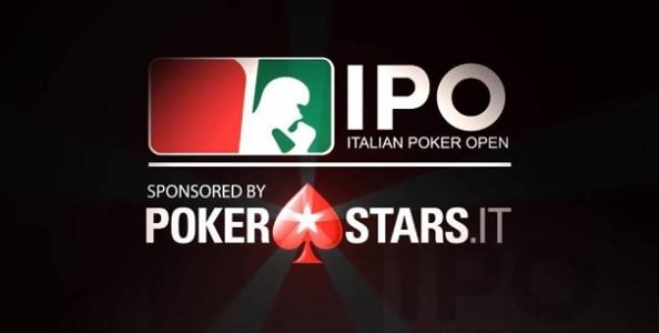 Bomba per il poker italiano: da gennaio si gioca a Campione l'IPO sponsored by PokerStars.it!