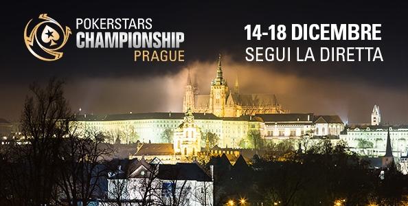 Diretta streaming Gabriele Lepore al Tavolo Finale del PokerStars Championship Praga