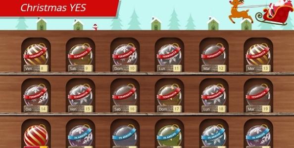 Fino al 31 dicembre giocare su PokerYES è ancora più conveniente grazie all'Advent Calendar