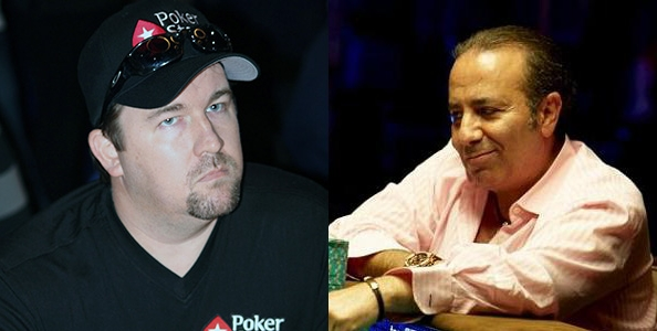 Punti di vista MTT – Spot borderline all'HU finale del Main Event WSOP 2003: cosa fare al river con top pair?