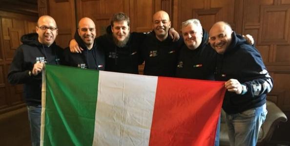 A Oxford si gioca il Match Poker! Italia seconda nella Nations Cup dietro all'Irlanda di Andy Black