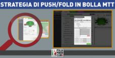 Qual è la corretta strategia di Push-or-Fold in bolla? Scopriamolo grazie a ICMIZER