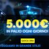 Che Freeroll su 888poker.it: ogni giorno 5.000€ in palio!!!