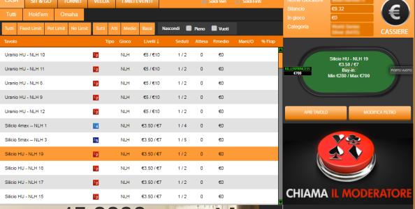 People's Poker lancia il client HTML5! Ecco quali sono le novità più interessanti