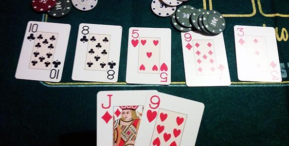 Punti di vista cash game – 2nd pair su board scary in blind war