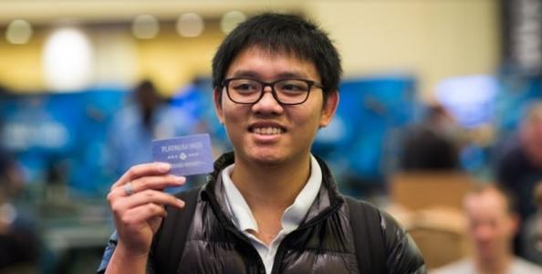 Thai Ha si aggiudica un Platinum Pass quasi per caso durante la PCA. Ecco le immagini