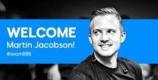 Il team di 888poker dà il benvenuto a un altro pezzo grosso: lo svedese Martin Jacobson
