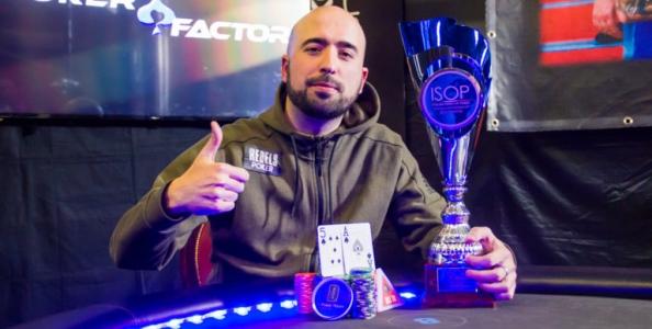 """Andrea Iocco festeggia l'ISOP Championship vinto nella sua Nova Gorica: """"Finalmente ce l'ho fatta"""""""