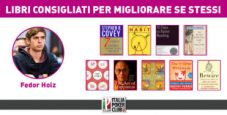 Nove libri consigliati da Fedor Holz per migliorare se stessi