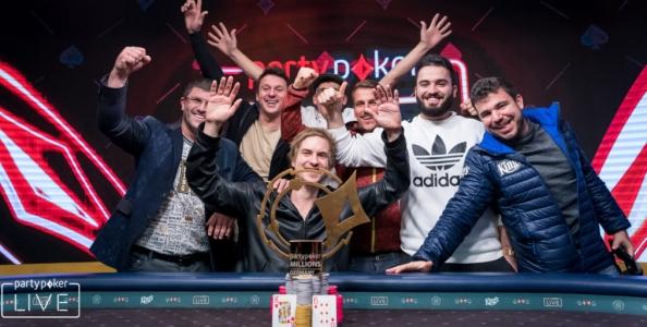 L'hero call di Viktor Isildur1 Blom al Party Poker Live analizzato da Johnathan Little