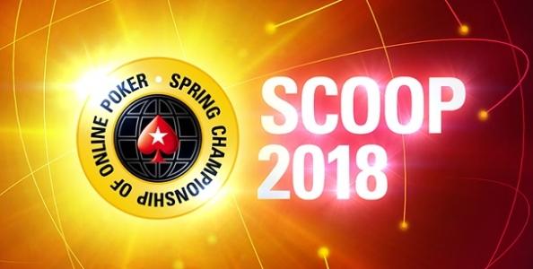 Clamoroso back-to-back di 'pu3c4' all'evento 1-High dello SCOOP PokerStars, incredibile deal a 9 nel Low!