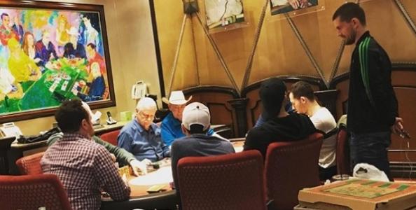 Che field nella Bobby's Room! Hansen si siede a un tavolo 1.500/3.000$ con Cates, Brunson e Robl